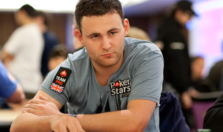 JP Kelly left the 2010 World Series of Poker disappointed