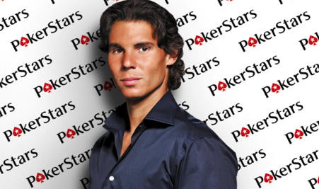 Poker mad Rafa Nadal signs for PokerStars